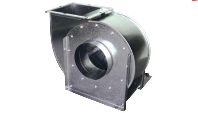 SINGLE INLET WITH SEMI-BACKWARD IMPELLER Features:Fan casings are from robust galvanized sheet steel...