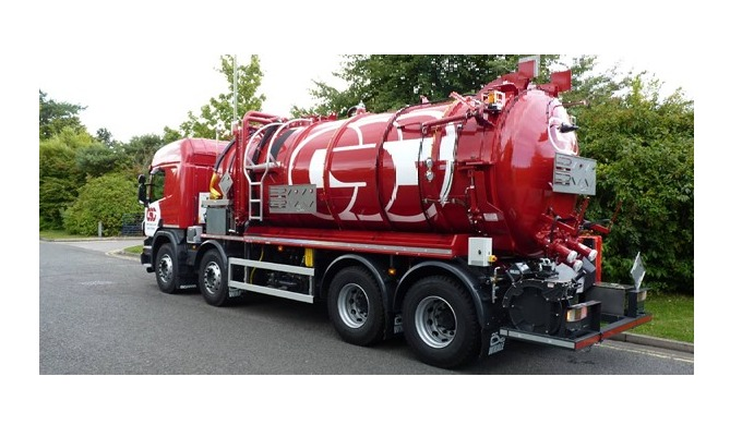 Servicing and maintenance including: Sewage treatment plants and pump systems; Interceptors (filters...