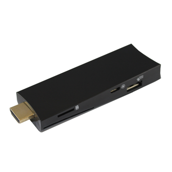 Connect D1 to your TV by HDMI connection that turns your TV to a multifunction smart TV. After Andro...
