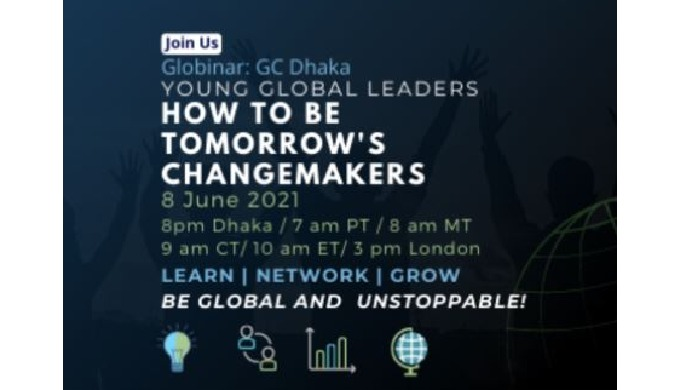 How to Be Tomorrow's Changemakers