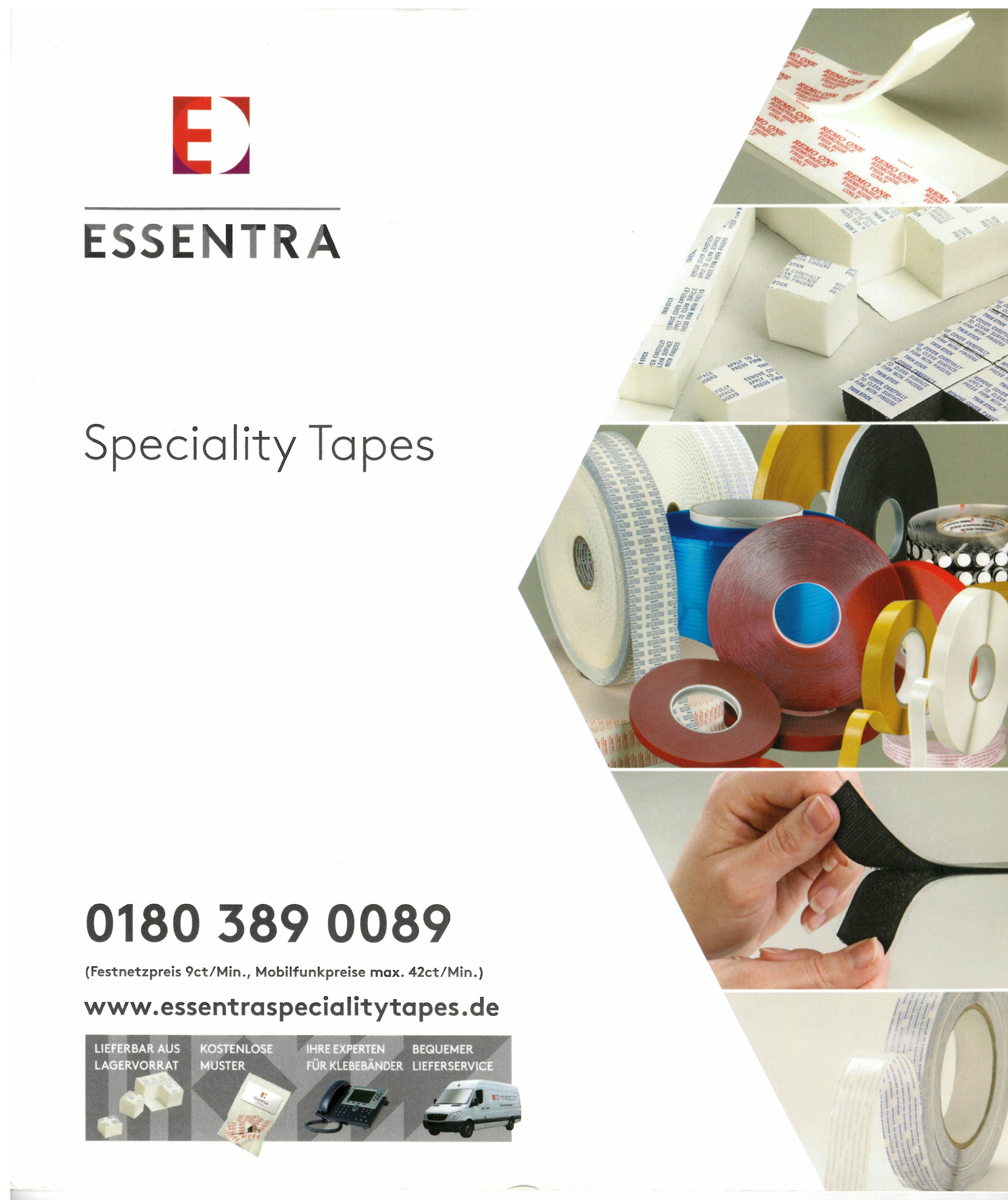 Essentra Speciality Tapes