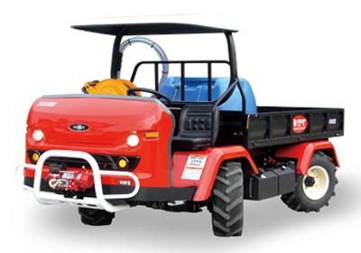 Transportation Vehicle (1Ton Wheel type transportation vehicle)