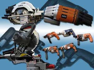 Outils à main et electro-portatifs