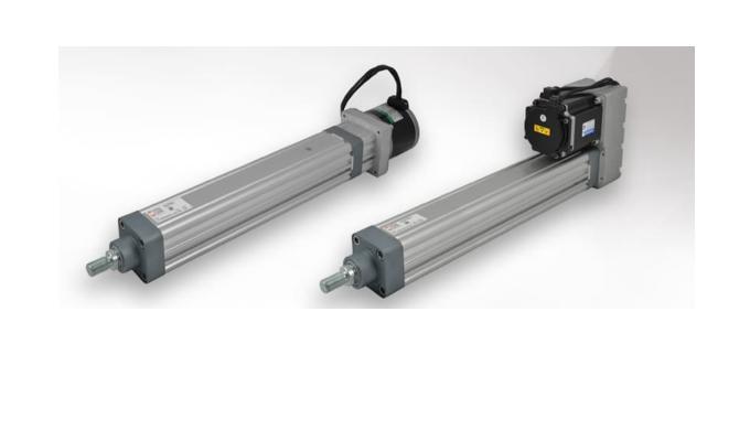 Electronic cylinders