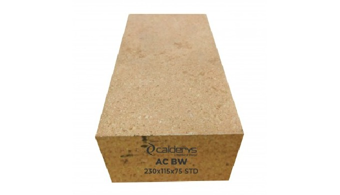 AC BW is the high density, low porosity bricks having high chemical inertness to Alkali attack.