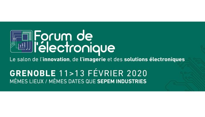 LE FORUM DE L'ELECTRONIQUE