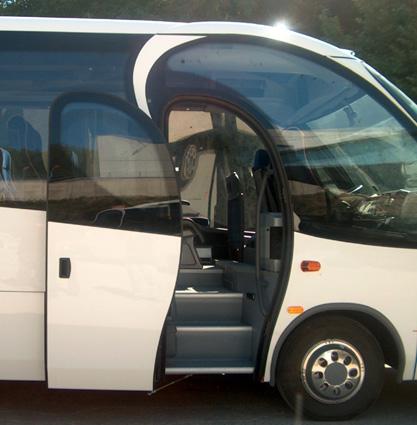 Puertas para minibuses Diseños a medida para todo tipo minibuses Puerta completa para Sprinter