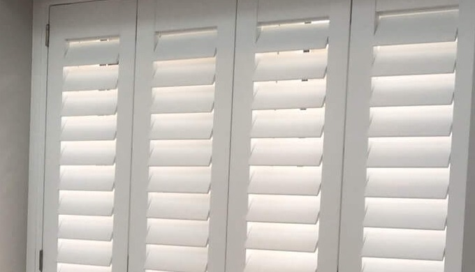 Full height interior window shutters is one of the simplest designs while also being the most effect...