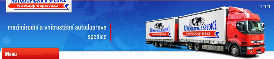 Mezinárodní doprava TIR po celé Evropě