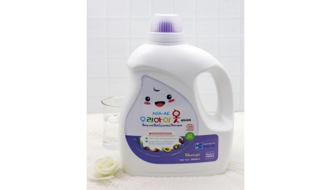 AGA-AE Baby and Kids Laundry Detergent Moonlight