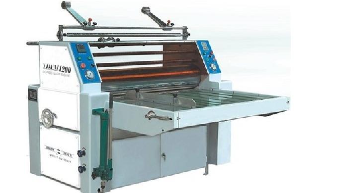 Thermal Film Laminating Machine Main technical parameters Model720 types920 types1200 types Max.imum...