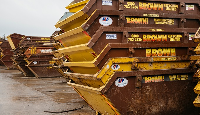 Brown Recycling provides a wide range of reliable, affordable skip hire for both domestic and commer...
