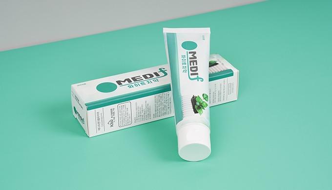 MEDIF WHITE_Natural Whitening toothpaste