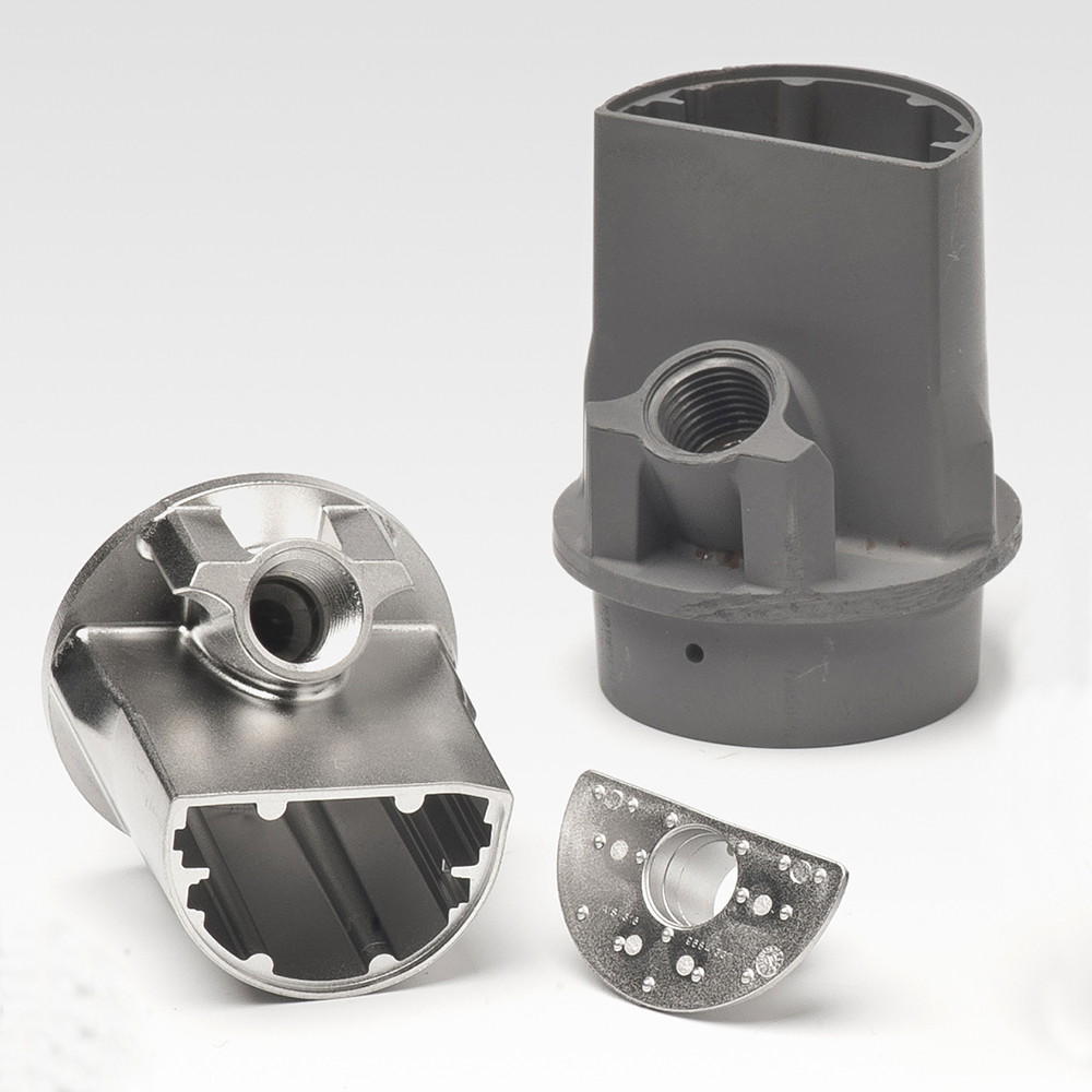 The next generation within powder metallurgy is Metal Injection Moulding (MIM), which combines the m...