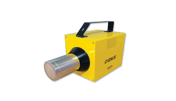 - CIGNUS is a high resolution portable CZT gamma nuclide spectrometer. the user can monitor the real...