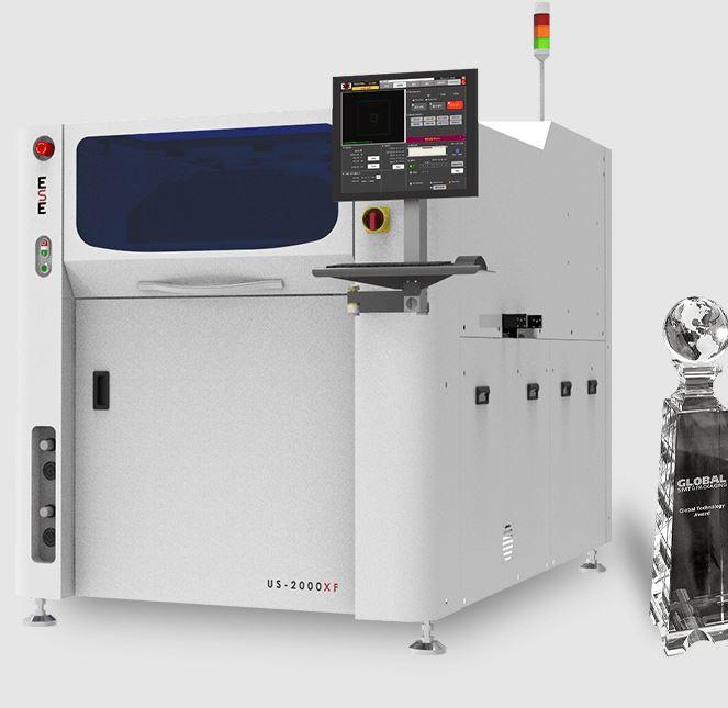 Machine de sérigraphie US-2000XF