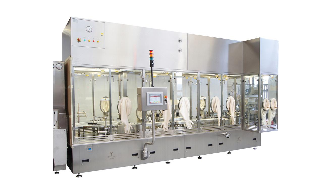 100% In-Prozess-Kontrolle (100% IPK)Für den aseptischen Einsatzbereich Schonender Objekttransport Di...