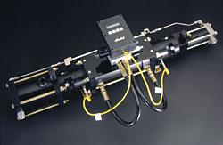 Gasbooster - hydrauldriven