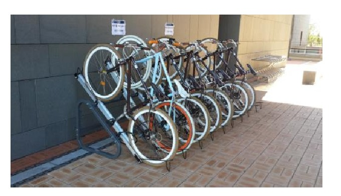 Indoor Bicycle rack l high quailty bicycle rack