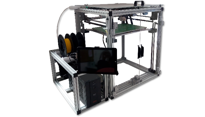 Промышленный 3D-принтер | ТIPUS