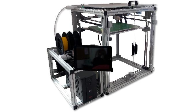 Impresoras 3D industriales | TIPUS