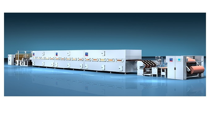 Dürr MEGTEC has pioneered and successfully implemented simultaneous two-side horizontal, tensioned w...