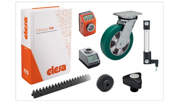 New Expanded Catalogue and E-Commerce website from Elesa