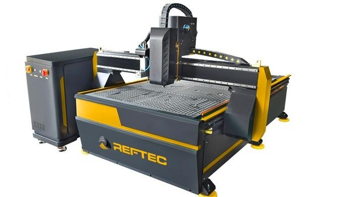 Venta de equipo CNC lasér y router para diseño, corte y grabado en materiales de metal como acero, a...