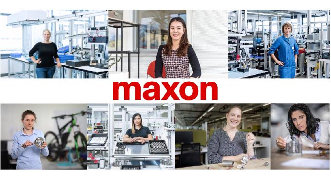 maxon célèbre la Journée Internationale des Femmes dans l'Ingénierie