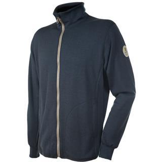 Janus Designwool jakke er laget i fineste kløfri merinoull ullfrotté, med matchende farger til reste...