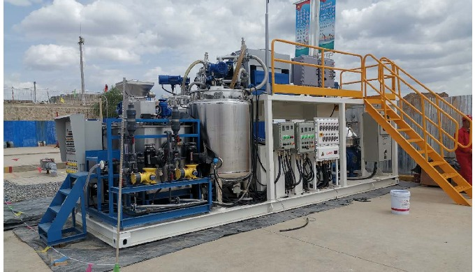 Oil sludge is a mixture consisting of oil, water and solids. BZ solids control oil sludge treatment ...