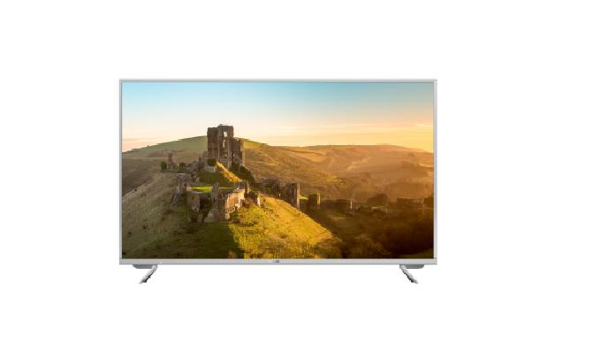 Image01: TV SmartBAF50F9EN - Ecran 50'' FHD - Cadre mince '2 couleurs' - Démo intégré / Android - Mo...