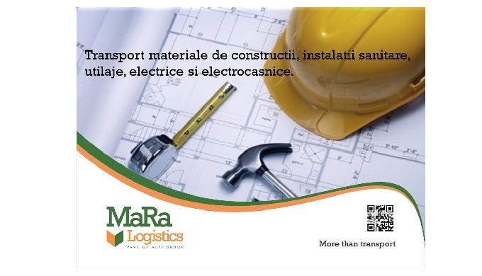 Oferim solutii complete de transport marfa generala precum: electronice, electrocasnice mici, electr...