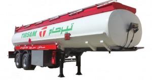 Véhicules conçues pour le transport de produits hydrocarbures Pression de service maxi 0,3 bar Citer...