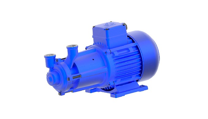 Miniature centrifugal pump - BMK
