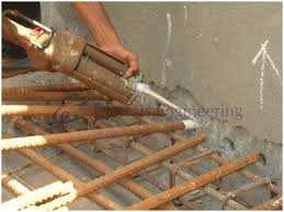 we are doing demolition work by breaker, breaker on rent, corecutting, , rebarring of TMT bars and a...