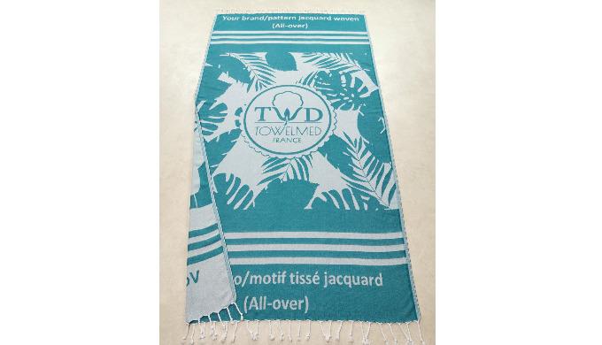 Towelmed France importateur de textiles publicitaires personnalisés et fabriqués sur mesure dans not...