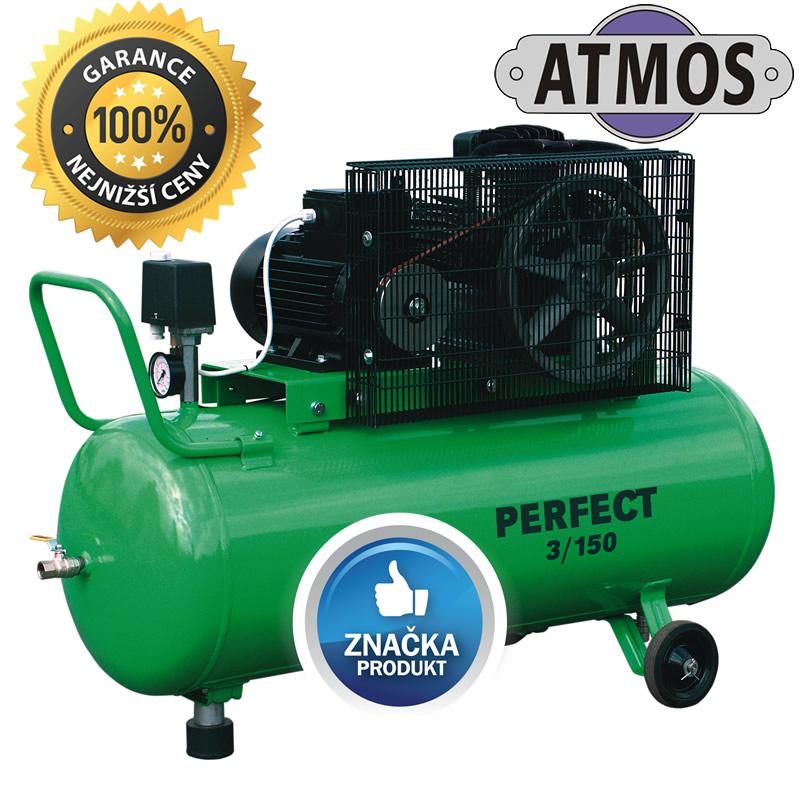 Pístový kompresor Atmos Perfect - 3/100