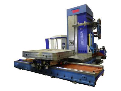 Horizontální vyvrtávačky stolové MAXIMA konstrukce stroje vychází z konstrukčních skupin strojů WRD,...