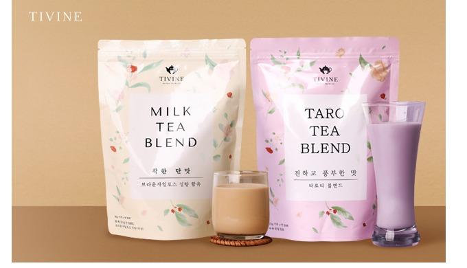 Milk Tea blend