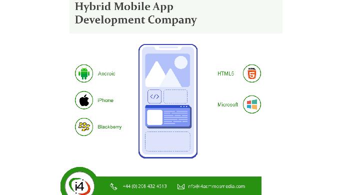 A hybrid application development company from the UK. A level up hybrid mobile app development servi...