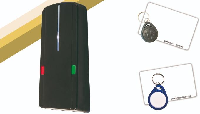 LECEM-WDT, LECMI-WDT, LECMIEM-WDT: Lector de proximidad simple o doble tecnología (EM y/o MIFARE)