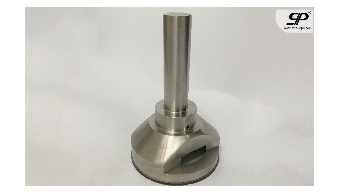 OEM variation aluminum components for laboratory equipment with surface treatment