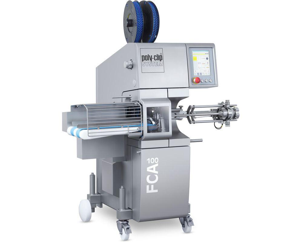 Machine de découpe FCA 100