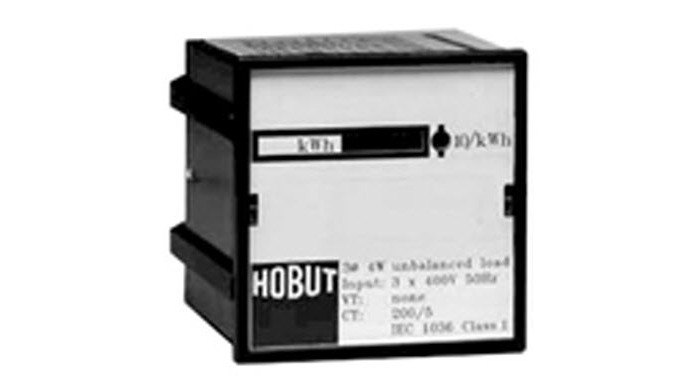 Description DIN96 energy meters for measuring kWh of individual machines or complete systems. Manufa...
