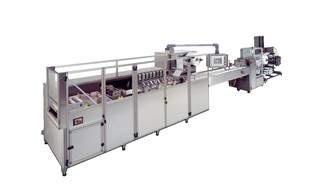 Vorteile:Qualität: hohe Siegelintegrität, nicht-konforme Beutel werden automatisch ausgeschleust Fle...