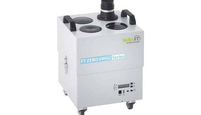 Extracteur de fumées de brasage Weller - Zero Smog 4V