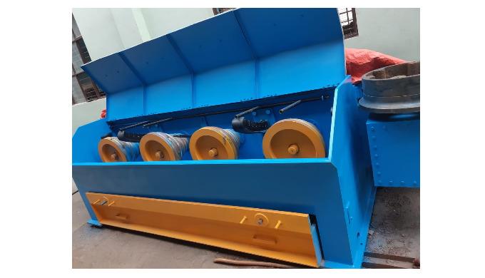 Wire Rod Breakdown Machine SWG - 0 To 16 MM Size- 8.230 To 1.628