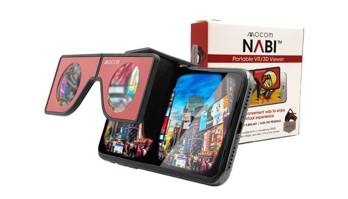 Pocket VR Nabi