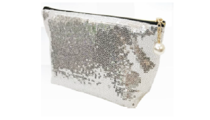 Pearl pouch for women
